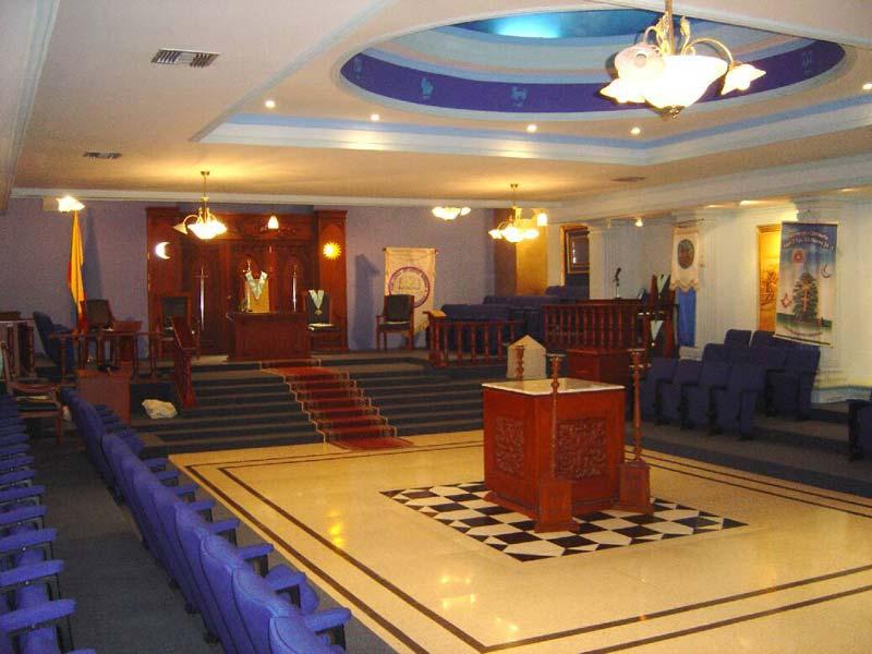 Barranquilla Freemasonry Room.jpg