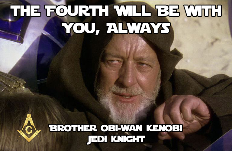 The fourth with be with you always.jpg
