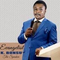 Pastor K. Bonsu