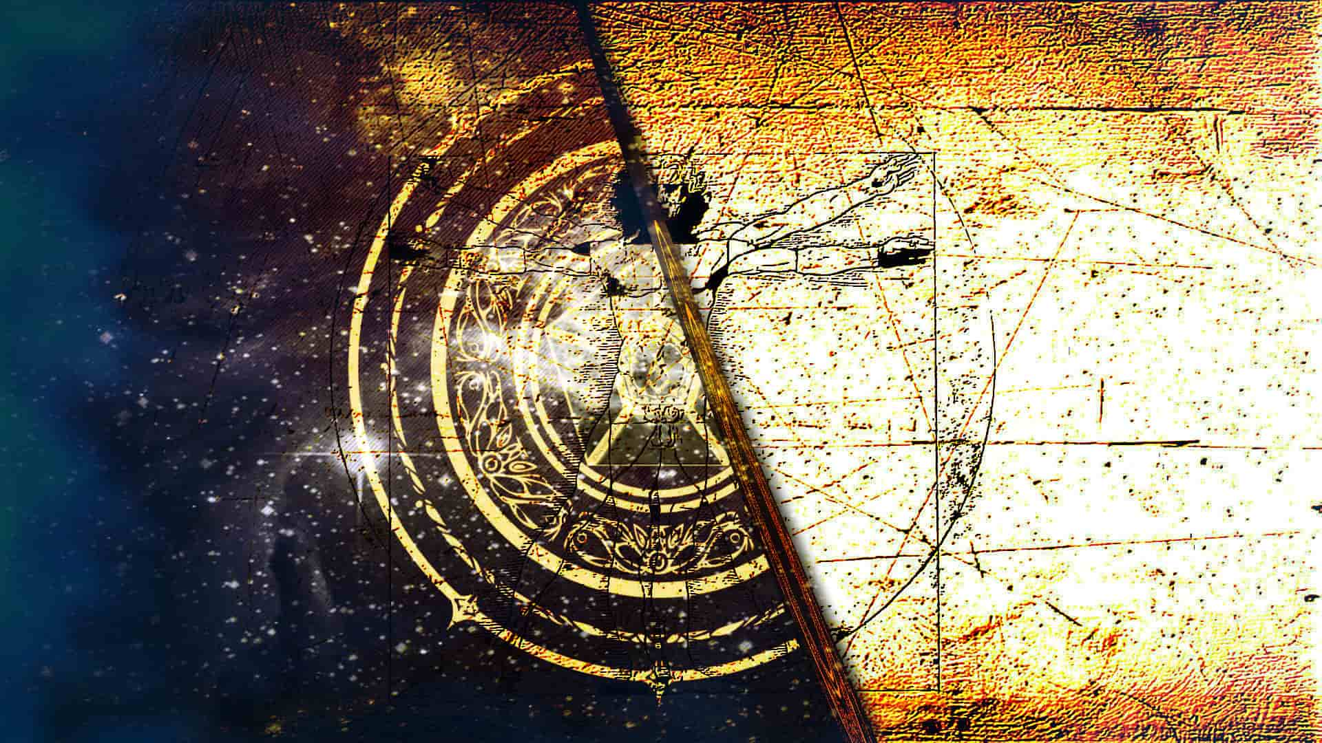 MCT-Vitruvian-Man-1717-token | My Freemasonry | Freemason ...